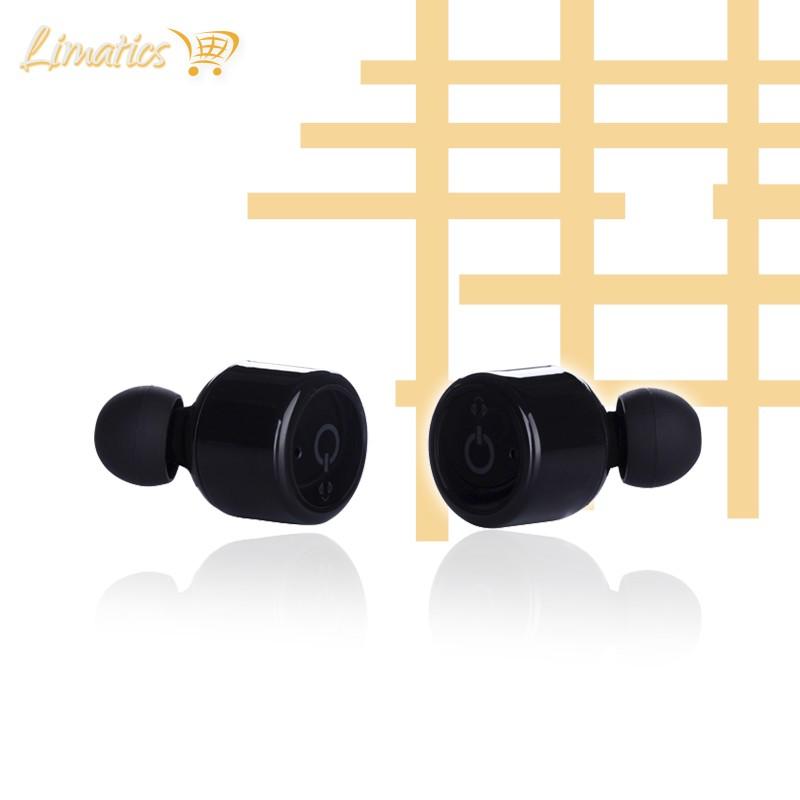Audífono Bluetooth X1T Limatics - 1