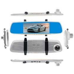 Cámara Full HD frontal y retroceso tipo espejo retrovisor H12 Limatics - 2