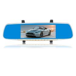 Cámara Full HD frontal y retroceso tipo espejo retrovisor H12 Limatics - 3