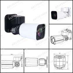 Modelo HD361 Poe Con zoom óptico y movimiento Sricam - 5