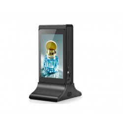 Estación de carga publicitaria doble pantalla Coco Power - 1