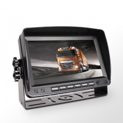 Monitor for truck AHD cameras 7""