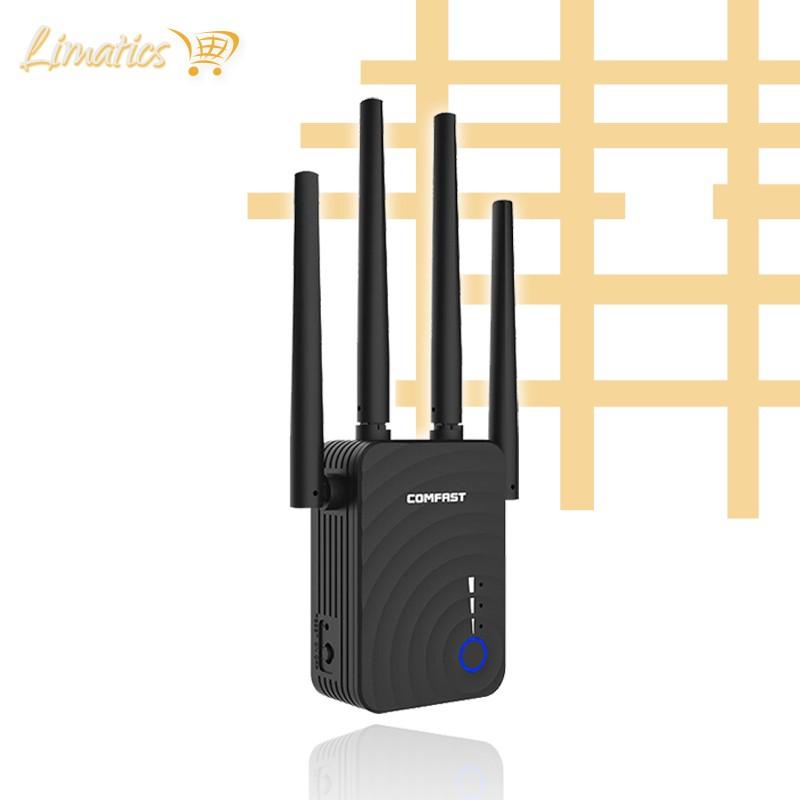 Repetidor Amplificador Wifi Comfast 754AC Comfast - 5