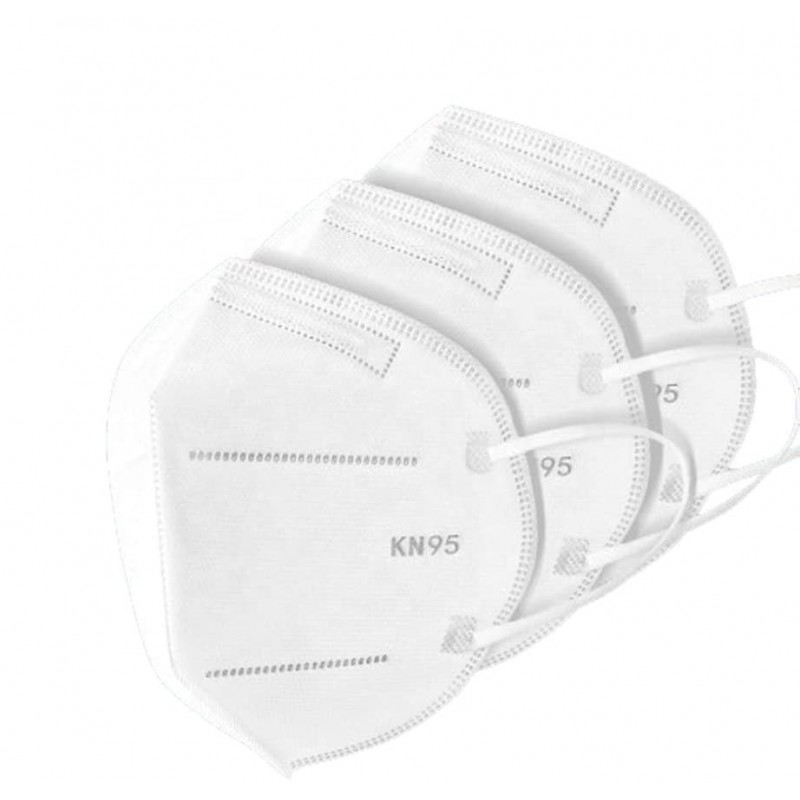 Caja 30 Mascarillas Faciales con certificación KN95/FFP2 (30 unidades) Dutens - 1