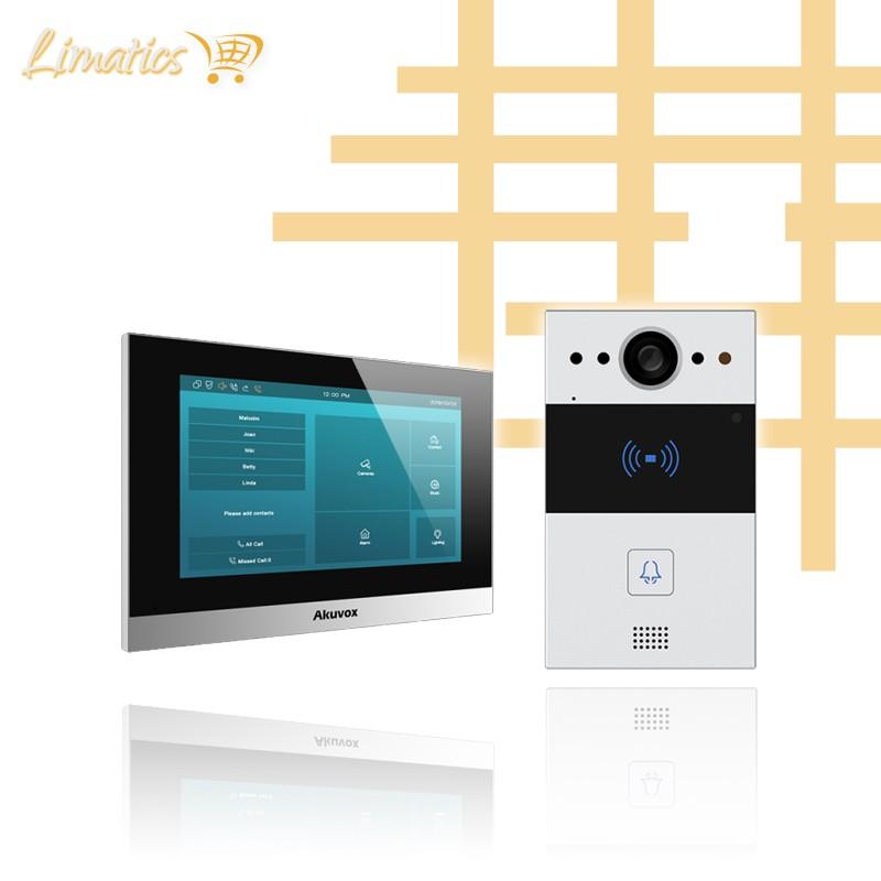 Kit R20A smart para casa + Pantalla + Switch Akuvox - 1