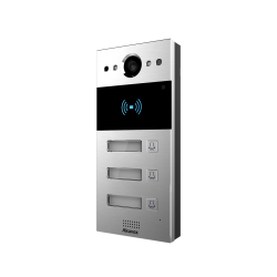 Modelo R20Bx3 - Diseño clásico con 3 botones. Akuvox - 2