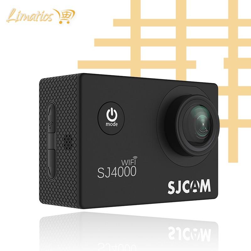 SJ4000 Wifi Cámara de acción SJCAM - 1