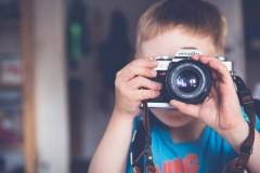 Incentiva la creatividad de tus hijos con una cámara para niños